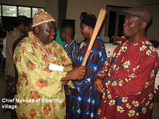 bonavada%20mokosa Bakweri People:  Ancient Fierce Fighters, Traditionally Spiritual, Custom-Abiding And Agrarian Bantu People Of Mount Cameroon