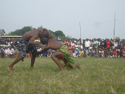 fako%20wrestling%20finals%207 Bakweri People:  Ancient Fierce Fighters, Traditionally Spiritual, Custom-Abiding And Agrarian Bantu People Of Mount Cameroon