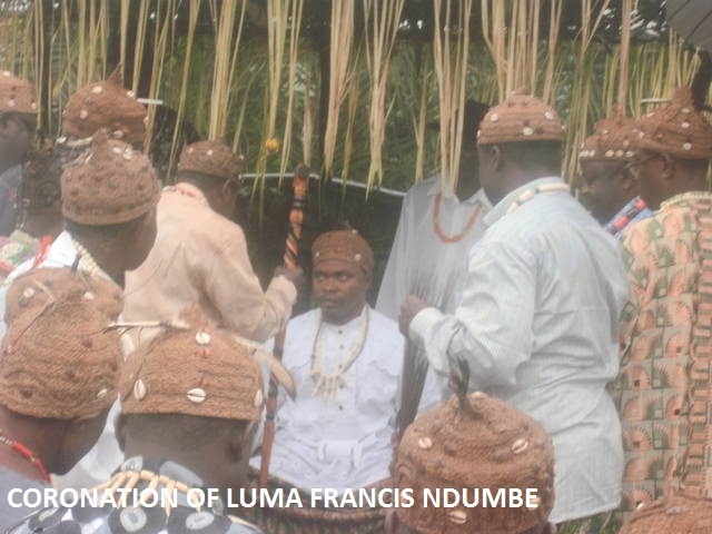 likombe%20chief%201 Bakweri People:  Ancient Fierce Fighters, Traditionally Spiritual, Custom-Abiding And Agrarian Bantu People Of Mount Cameroon